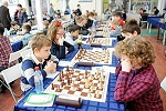 More than 700 Young Chess Players Toed the Starting Line of the RSSU School Champions' Cup