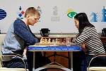 Roman Kezin Clinched Leading Position in the Championship of the National Student Chess League
