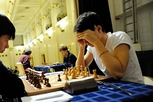 Dmitry Gordievsky Is Leading in the Moscow Open Men's Cup of Russia